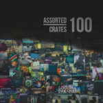 Assorted Crates #100