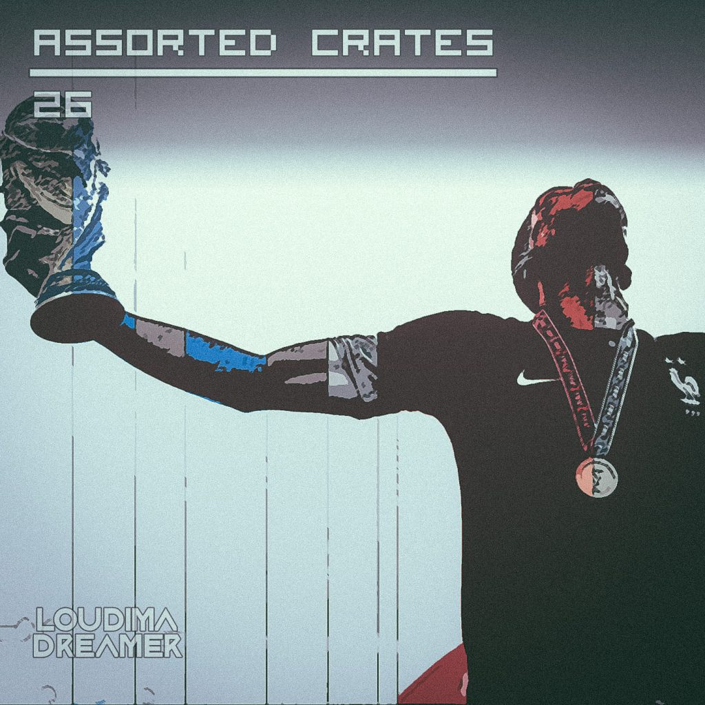 Assorted Crates 26