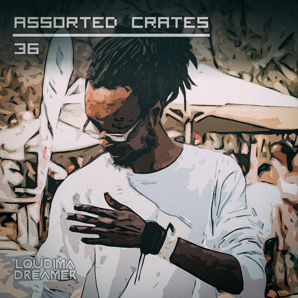 Assorted Crates 36