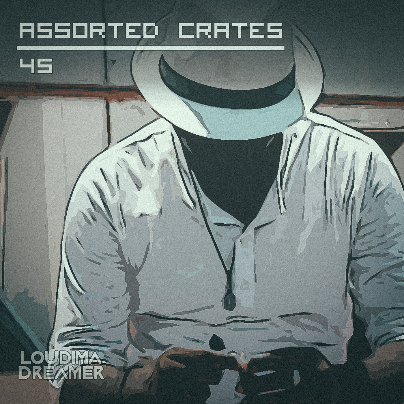 Assorted Crates #45