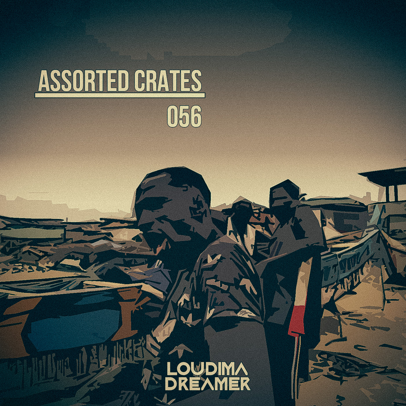 Assorted Crates #56